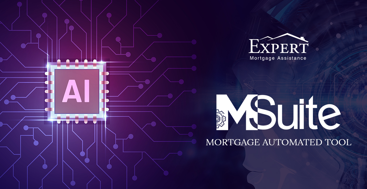 MSuite - Mortgage Automation Platform for Underwriting Process