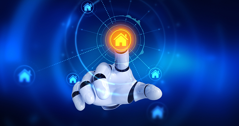 Advanced Artificial Intelligence for mortgage underwriting