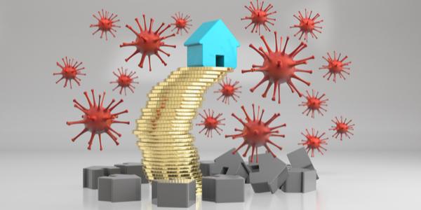 Corona Virus impact on mortgage lenders in USA