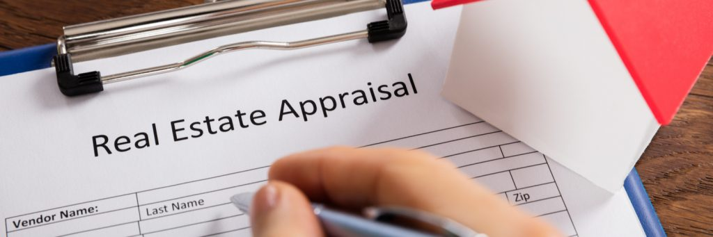 mortgage appraisal support