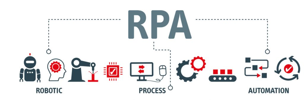 robotic process automation for mortgage process