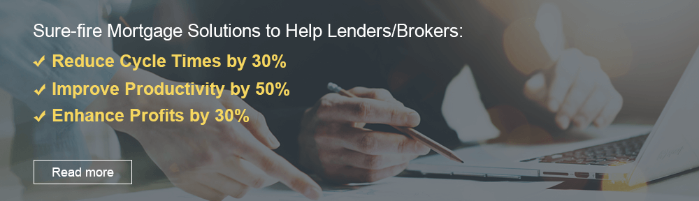 Mortgage solutions for lenders and brokers