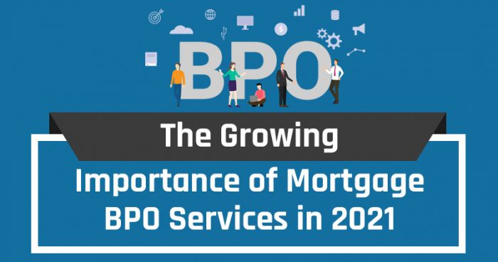 The growing importance of Mortgage BPO services in 2021 top banner