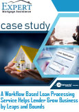 Case Study - How our mortgage loan processing services helps lender to grow their business
